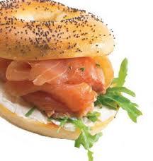 bagel-salmone